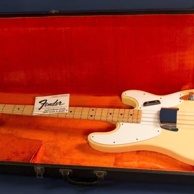 Vintage 1971 Fender Telecaster Bass for sale