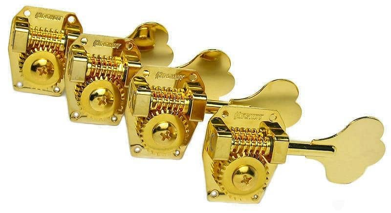 Hipshot hb1 american classic bass guitar tuners 4 in line for Classic house bass lines