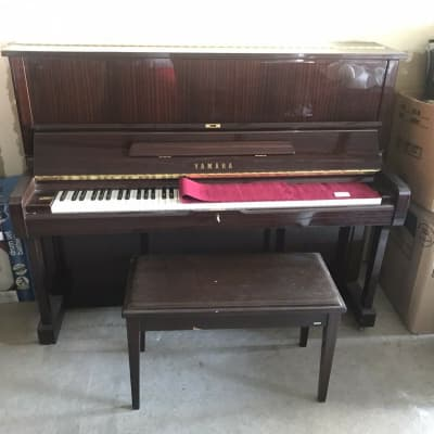 1994 Yamaha U1 Acoustic Piano