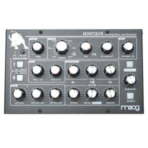 Moog Minitaur Bass Synthesizer