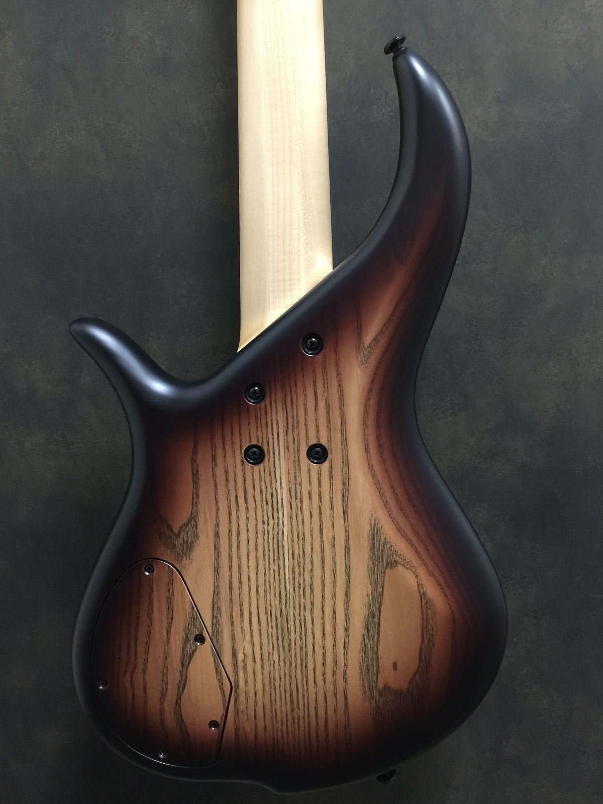 F Bass BN5 Brown Burst
