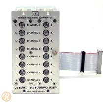 Mercury Recording Equipment G8 Sum-It image