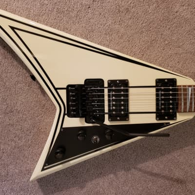 Jackson RR5 Ivory White MIJ for sale