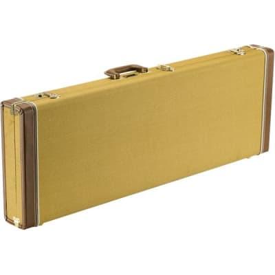 Fender Classic Series Wood Case, Strat/Tele, Tweed for sale