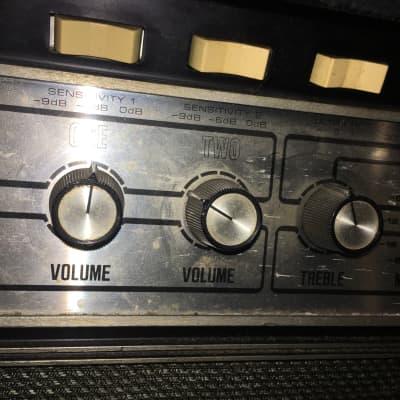 Ampeg V-4 1970's Tube Bass Amplifier