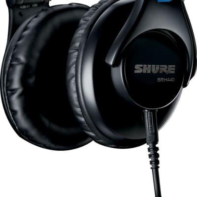 83ea1fc0daa SRH440 - Headphones studio pro | Reverb