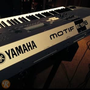 Yamaha Motif ES 8