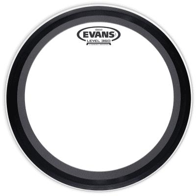 "Evans BD26GMAD GMAD Clear Bass Drum Head - 26"""