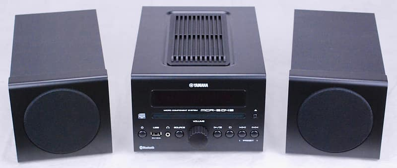 used yamaha mcr b043 audio systems for sale. Black Bedroom Furniture Sets. Home Design Ideas