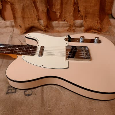 Fender '62 Reissue Telecaster Custom MIJ 2014 White for sale