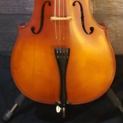 Carlo Robelli CR-305 3/4 Solid Top Cello Outfit for sale
