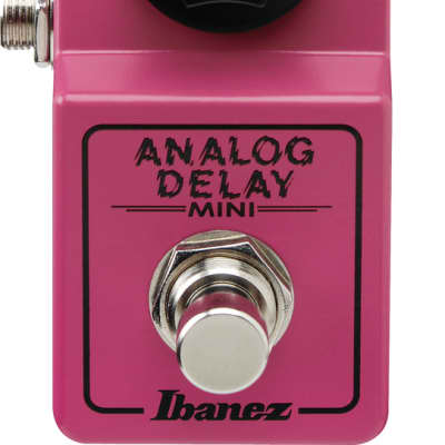 Ibanez Mini Series ADMINI Mini Delay Pedal for sale