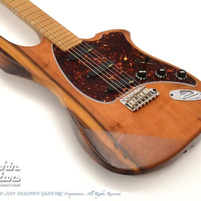 Steve Klein  SMK (Redwood Body) -FreeShipping! for sale