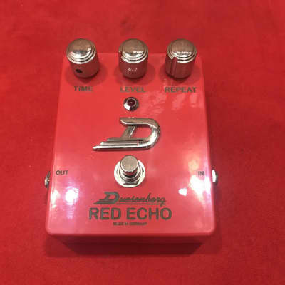 Duesenberg Red Echo for sale