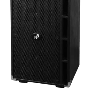 "Phil Jones C-8B Piraanha C8 Compact 8x5"" Bass Speaker Cab"