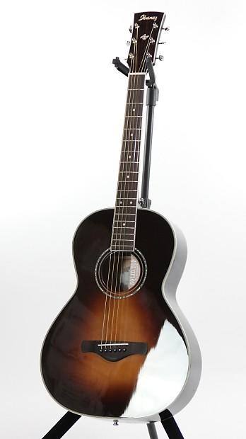 ibanez avn1 brown sunburst artwood vintage parlor acoustic reverb. Black Bedroom Furniture Sets. Home Design Ideas