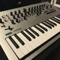 Korg Minilogue Polyphonic Analog Synthesizer
