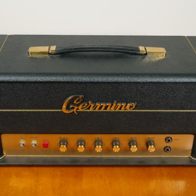 Germino Master Lead 55 Amplifier - SERIAL NO. S/001 - 35 Watt Version - 2017 Amp for sale
