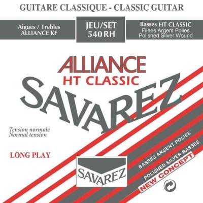 Savarez Alliance HT Classic 540RH Classical Guitar Strings