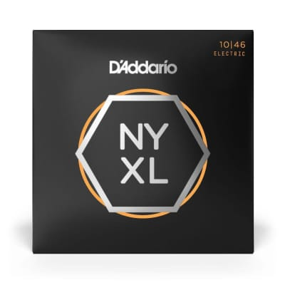 D'Addario NYXL Electric Strings - 10-46