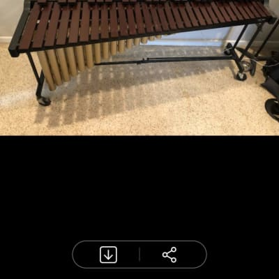 yamaha ym2400 Marimba..the best. Original owner/ Purchased new in 2003/lightly used/Over 1/2 Price!!