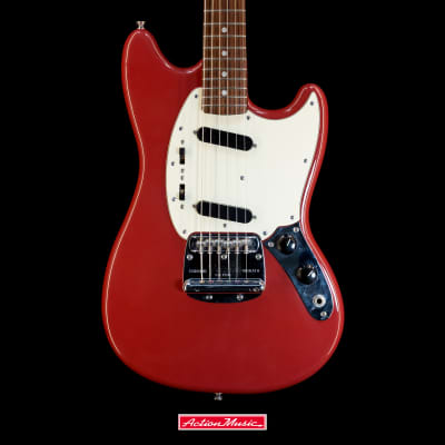 Fender Mustang '69 Reissue CIJ 2006-08 Fiesta Red for sale