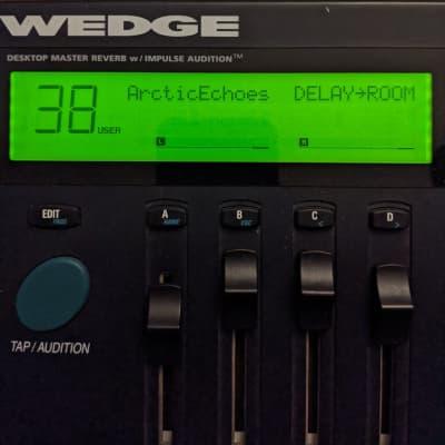 Alesis Wedge Desktop Master Reverb