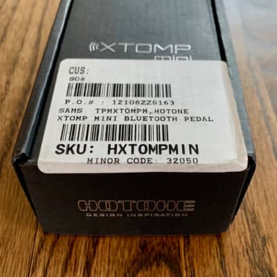Hotone XTOMP Mini New In Box for sale