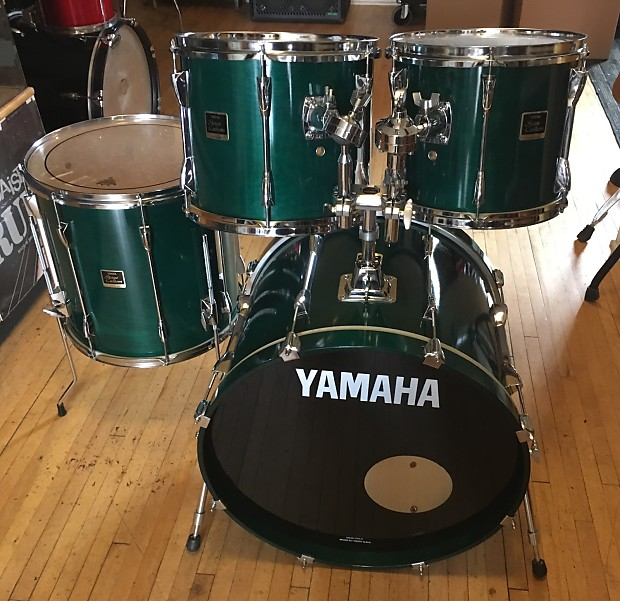 Where Are The Yamaha Stage Custom Birch Shell Pack Made