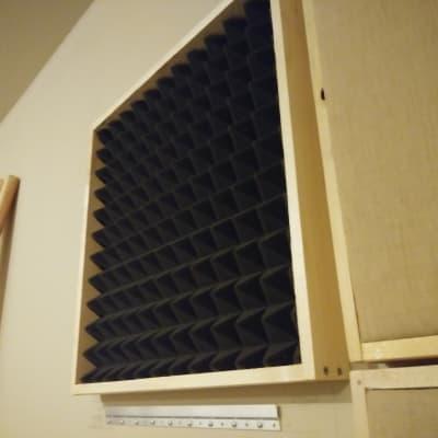 "Acoustic Panel Foam 24""×24"""