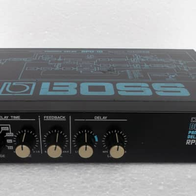 Boss RPD-10 Micro Rack Series Digital Panning Delay