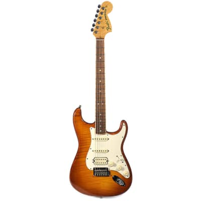 Fender American Select Stratocaster HSS 2012