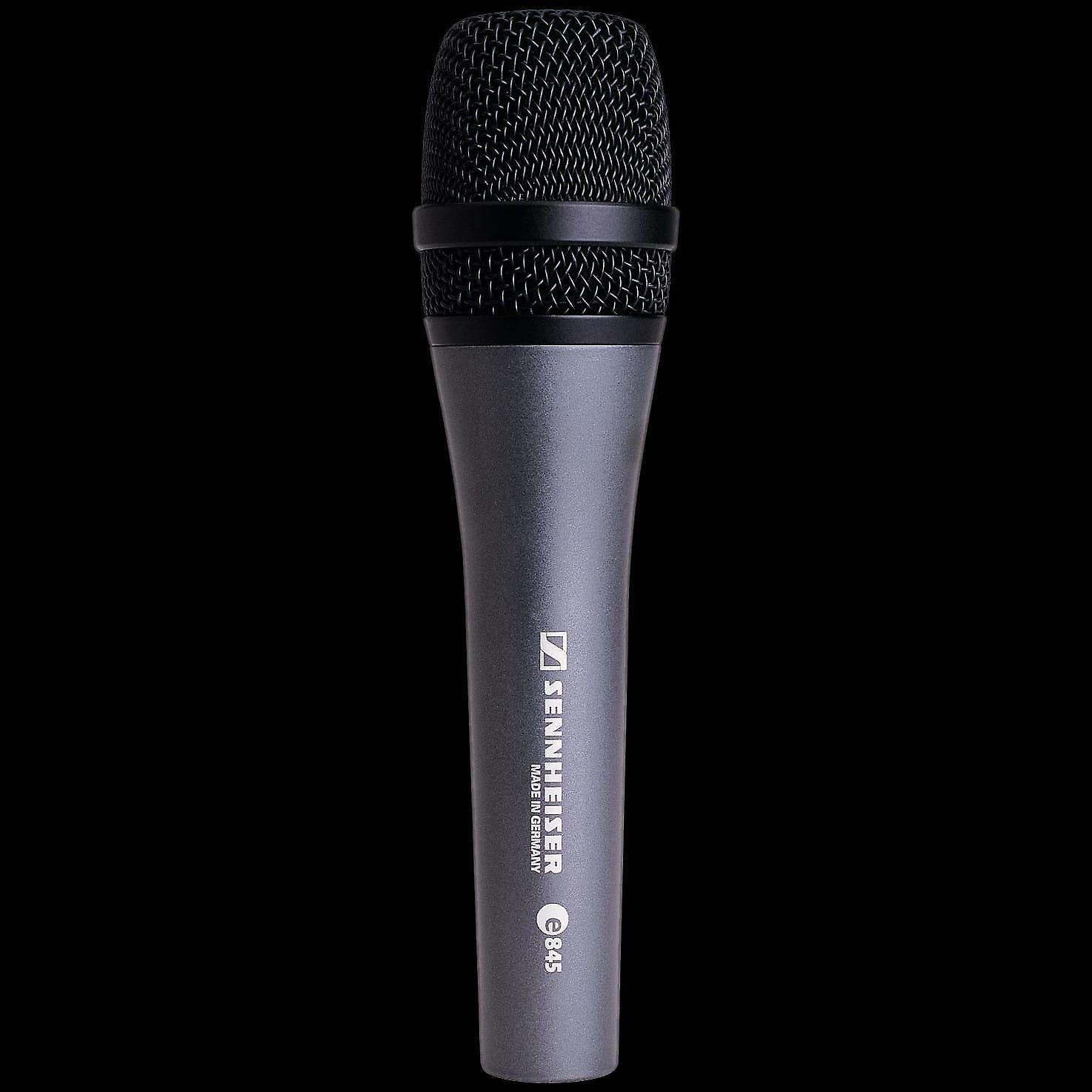 Sennheiser e 845 Vocal Microphone Dynamic Super Cardioid