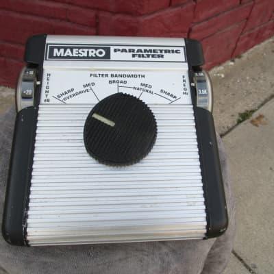Maestro MPF Parametric Filter Original 70's Fuzz Distortion for sale