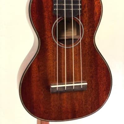Eastman EU3S Soprano Ukulele w/Hard Case #15755324 for sale