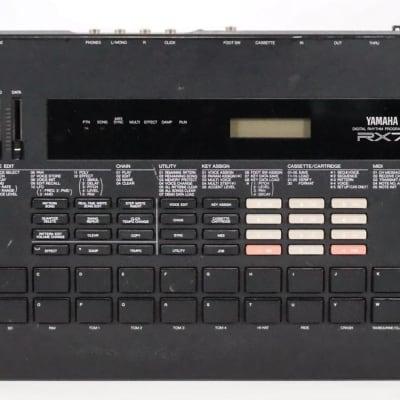 Yamaha Rx7 Sound Programming
