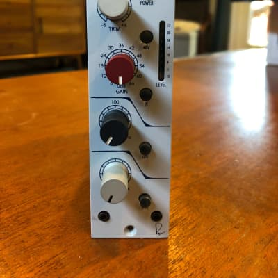 Rupert Neve Designs Portico 511 500-Series Mic Pre Module with Silk