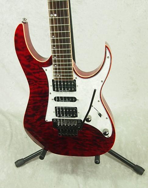 ibanez rg950 rg 950 electric guitar with hardshell case hsh reverb. Black Bedroom Furniture Sets. Home Design Ideas