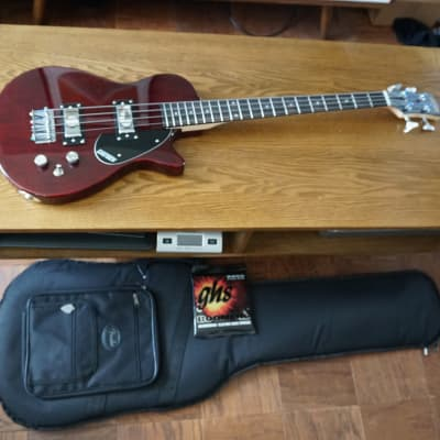 Gretsch G2220 Electromatic Junior Jet Bass II EXTRAS 2017 Red