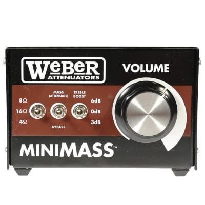 Weber MiniMass 50-Watt Attenuator