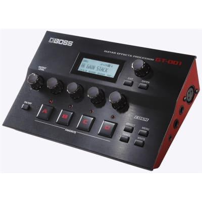 Boss GT-001 Desktop Guitar Effects Processor for sale
