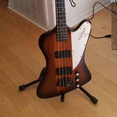 """Gibson THUNDERBIRD 1990 """"Sunburst"""""""