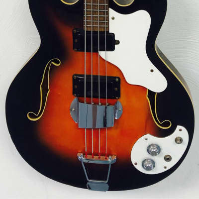 Mosrite Celebrity III Mark X 1965 Sunburst for sale