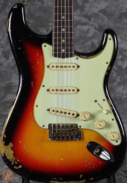 Fender Stratocaster Price >> Fender Stratocaster Sunburst 1968