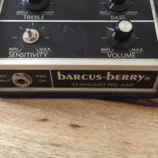 Barcus-Berry 1330-1 Preamp