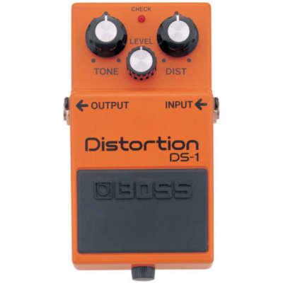 Boss - DS-1 Distortion Pedal