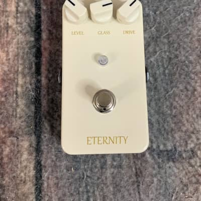 Used Lovepedal White Eternity Distortion Pedal with Box