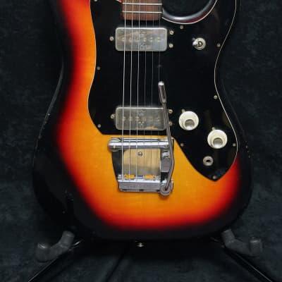 Klira SM 1970's Sunburst for sale