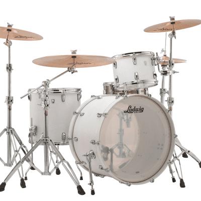 "Ludwig L7043AX Keystone X Pro Beat Outfit 9x13 / 16x16 / 16x24"" 3pc Shell Pack"