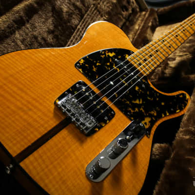H.S.Anderson 1970's HS-1 Mad Cat -Golden Brown- for sale